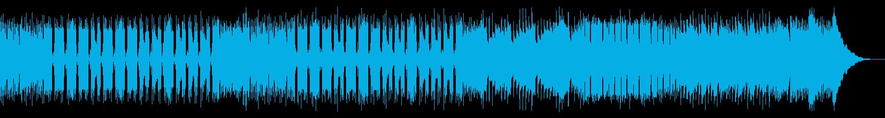 カントリー風マーチングギター01Cの再生済みの波形