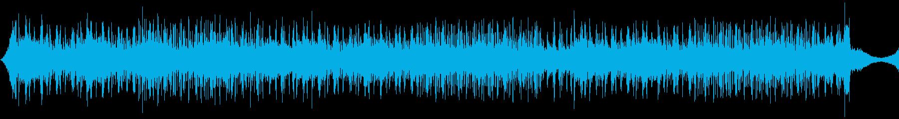 ドラッグの再生済みの波形