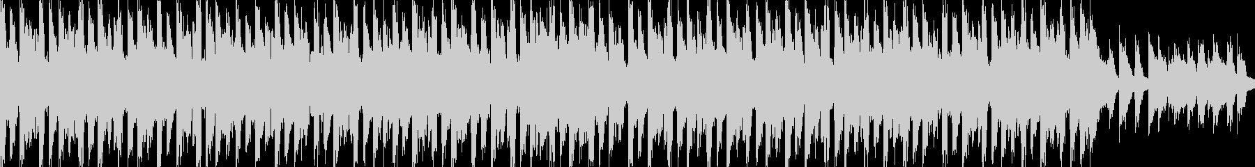 チャートポップ、R&B /ダンスク...の未再生の波形