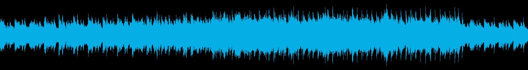 VP系19B、幸福感、癒し、ピアノ&弦の再生済みの波形