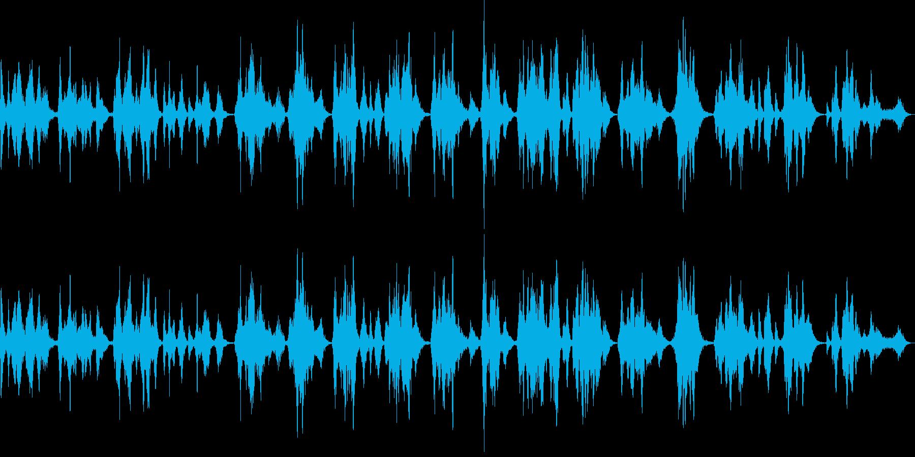 二胡独奏~モンゴル草原のバラード草原情歌の再生済みの波形