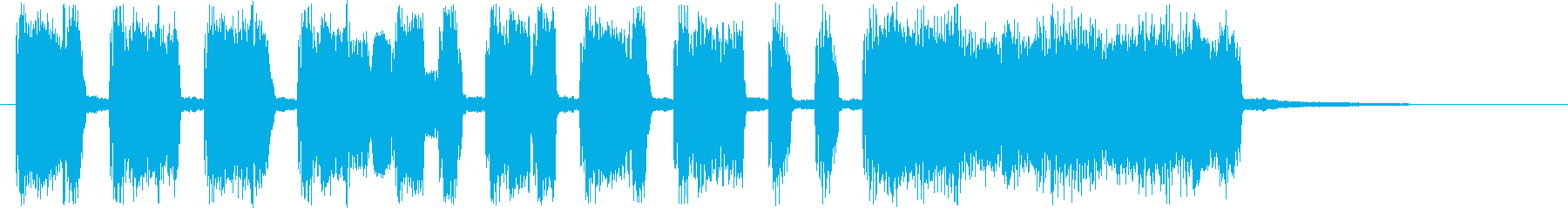 A short song useful for folklore and fairy tales's reproduced waveform