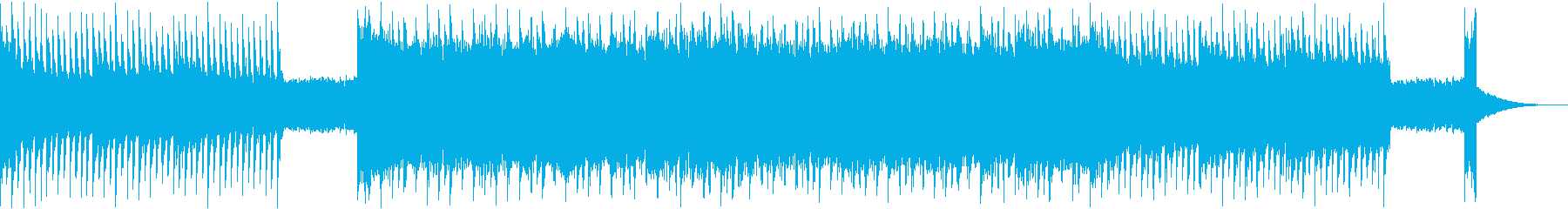 入場・エモい・ロックの再生済みの波形