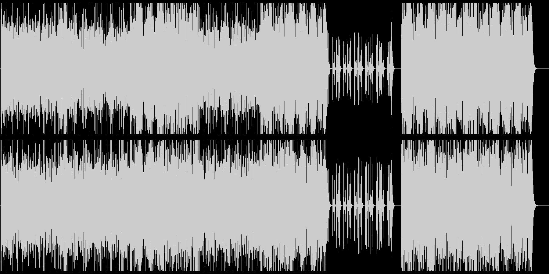 ヒップホップ/オーケストラ/マフィアの未再生の波形