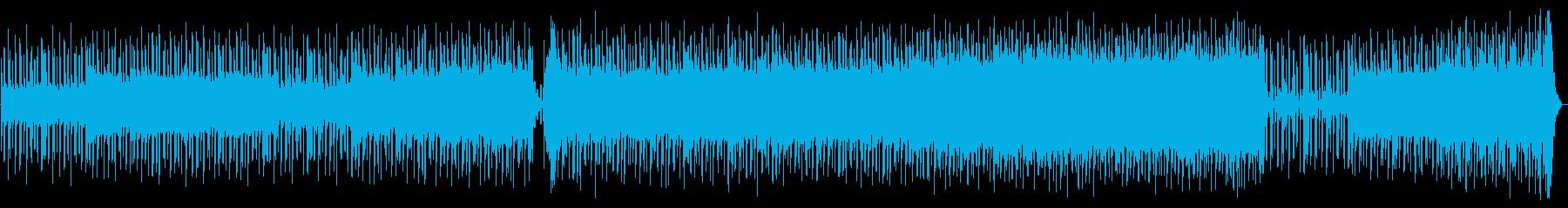 選択画面の再生済みの波形