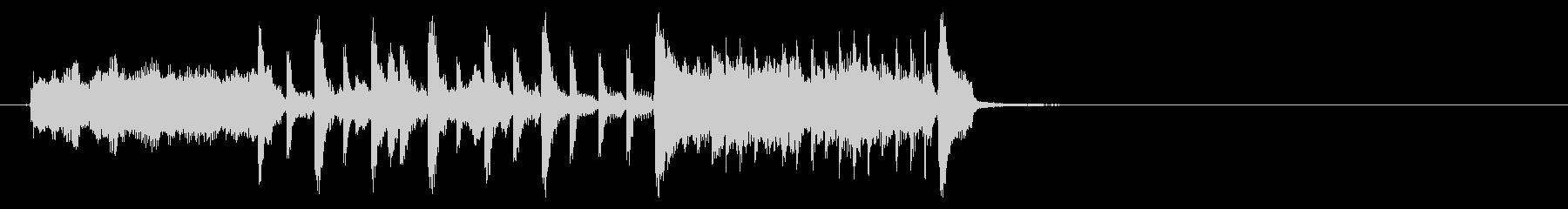音楽電子ロックスティンガー-ミュー...の未再生の波形