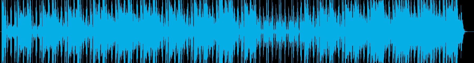 ヒップホップ楽器。ロボットの溝は「...の再生済みの波形