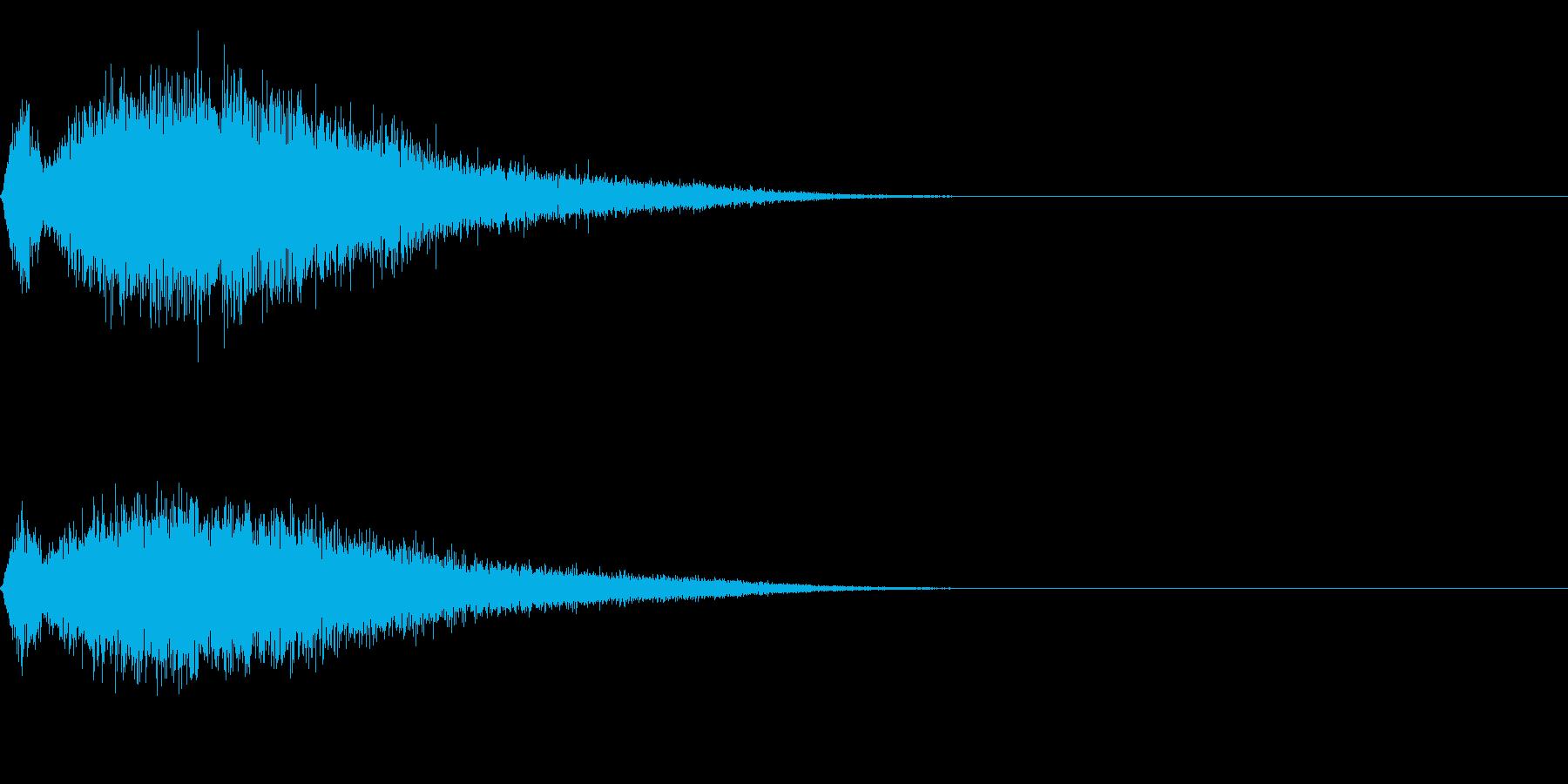 シュー(空気、蒸気、ガス)その2の再生済みの波形