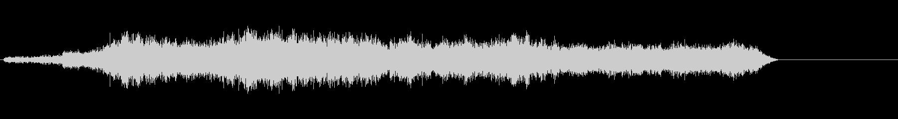 C#、音楽スペースドローン、電子音...の未再生の波形