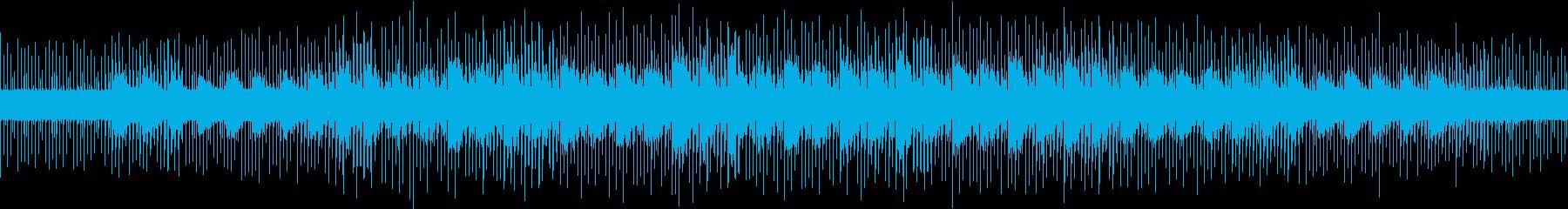 マラソン・ランニング練習用vol.002の再生済みの波形