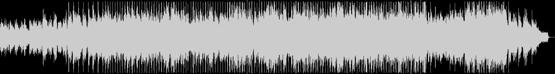 優しい雰囲気のバラード7の未再生の波形