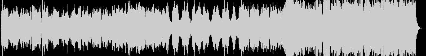 組曲『惑星』より、木星のメイン部分の抜粋の未再生の波形