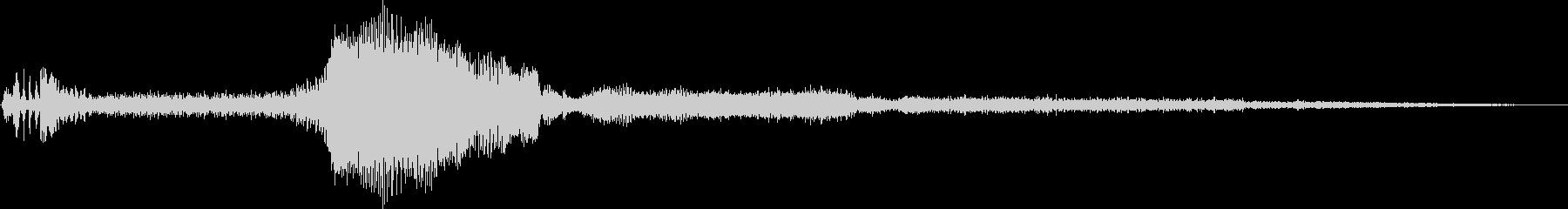 ホンダゴールドウィング1800Cc...の未再生の波形