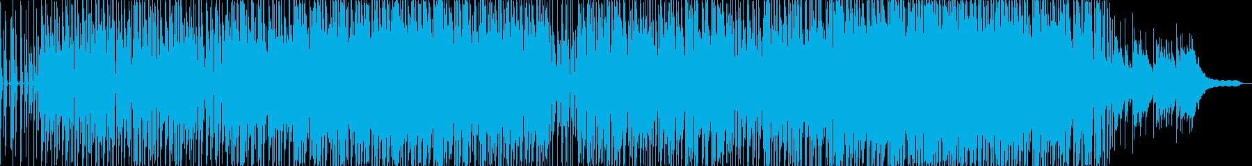 重厚感ある低音リズムが特徴の幻想的ダンスの再生済みの波形