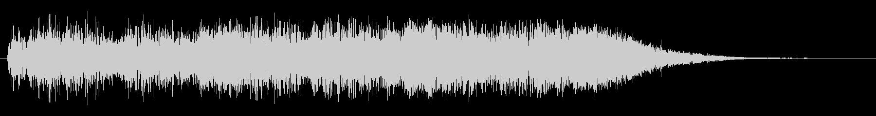 機械 ホラーオーケストラロング01の未再生の波形