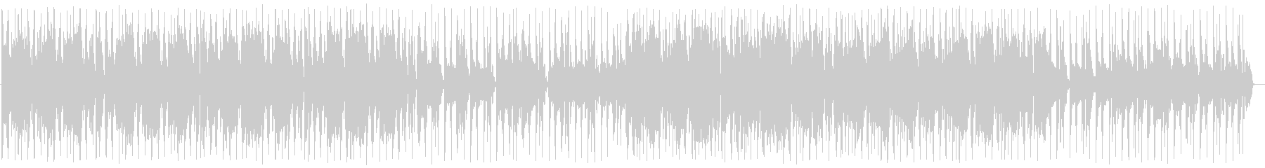 怪しい/生演奏/R&B_No540の未再生の波形