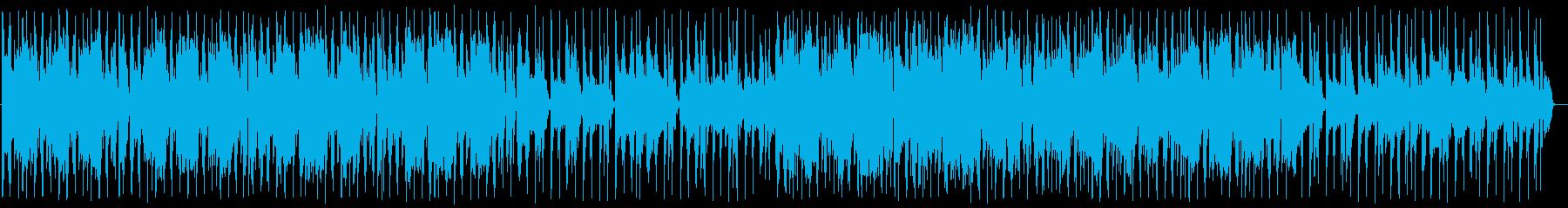 怪しい/生演奏/R&B_No540の再生済みの波形