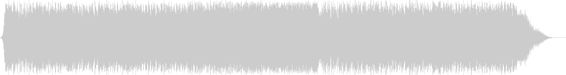 ダークファンタジーオーケストラ戦闘曲53の未再生の波形