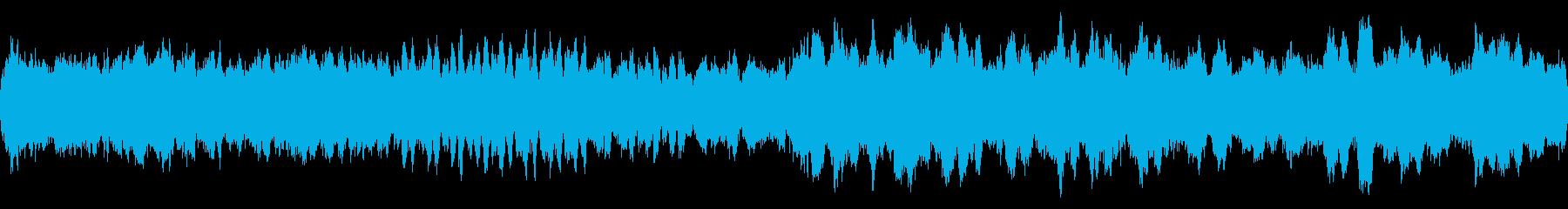 旧版RPG向けオーケストラ曲『悲愴』の再生済みの波形