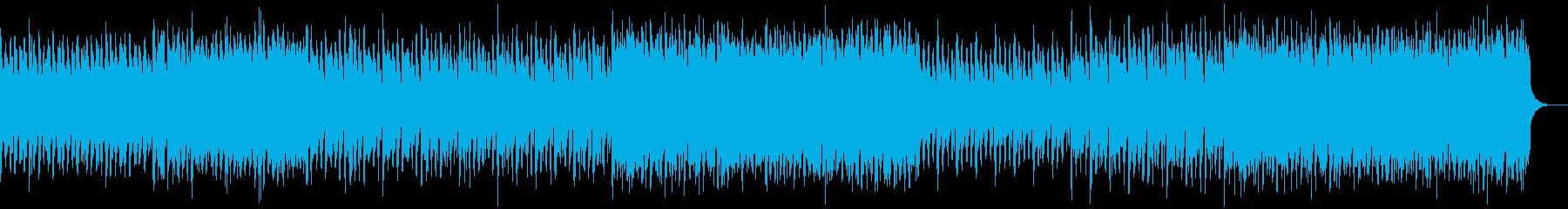 お洒落な映像やCM/ジャズピアノハウス1の再生済みの波形