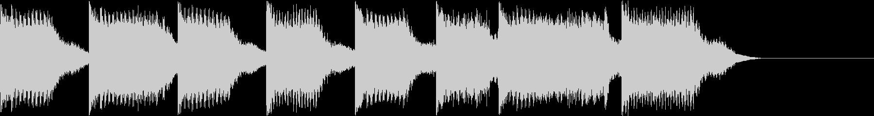 AI メカ/ロボ/マシン動作音 11の未再生の波形