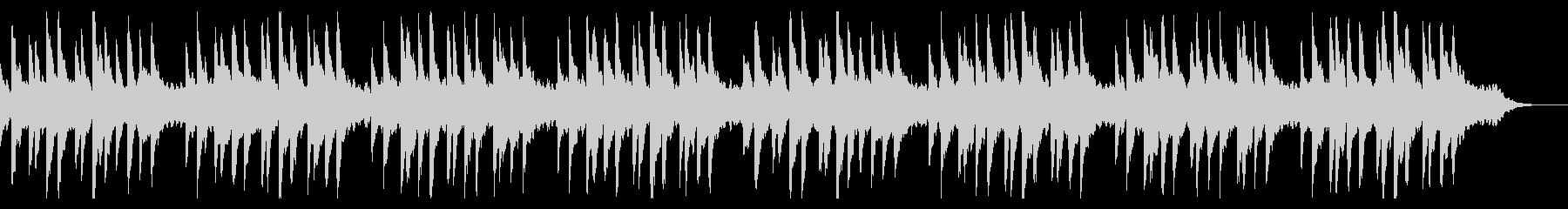 蛍の光 ピアノ  の未再生の波形