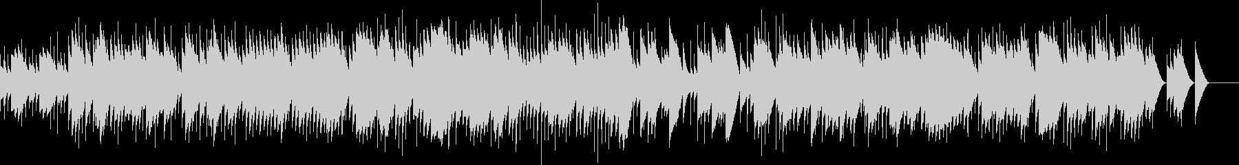 カルメン 間奏曲(オルゴール)の未再生の波形