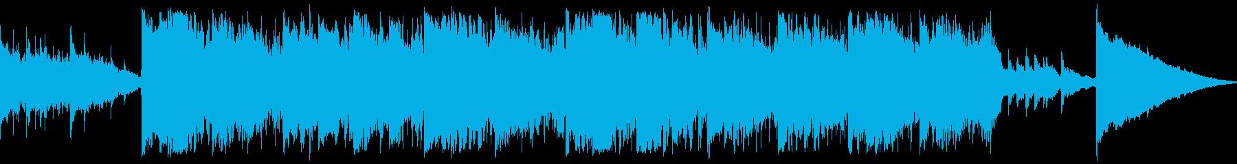 ソフトオリエンタルとヒンドゥーの楽...の再生済みの波形