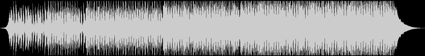 ポップコーポレート(中)の未再生の波形