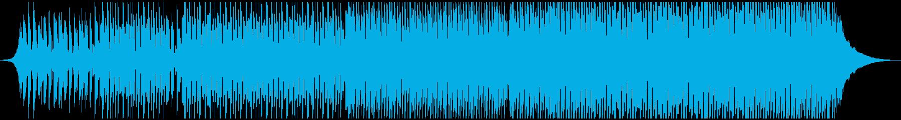 ポップコーポレート(中)の再生済みの波形