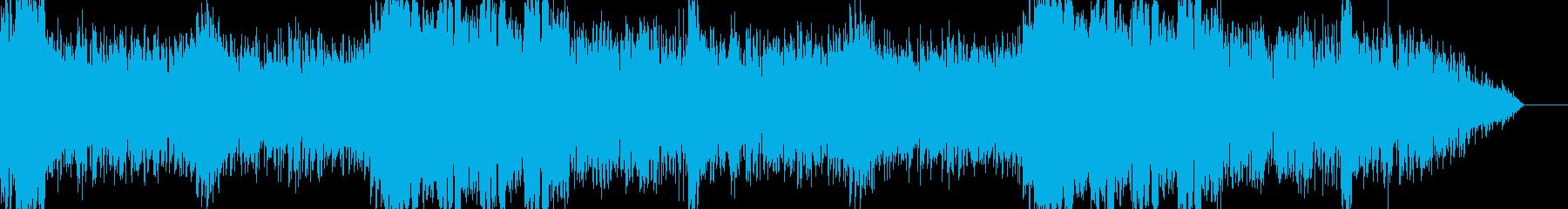 可愛い系レースゲームの再生済みの波形