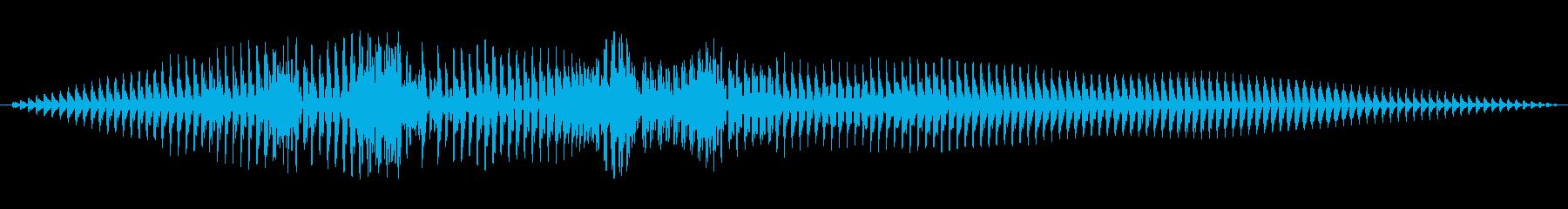 ビッグバズスイープ2の再生済みの波形