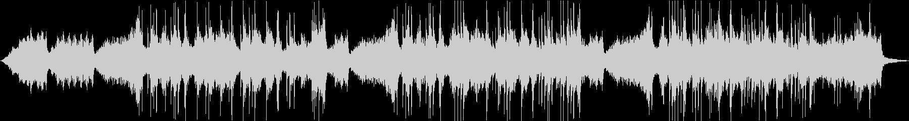 ソルフェジオ周波数による癒しのクリスマスの未再生の波形