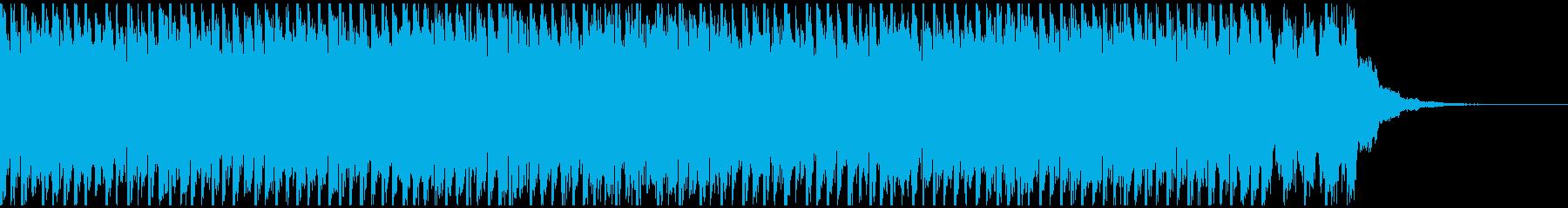 サマーパーティー(30秒)の再生済みの波形