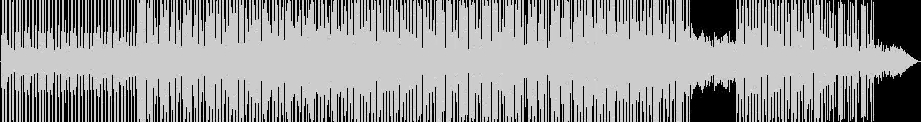 プレイヤー2の未再生の波形