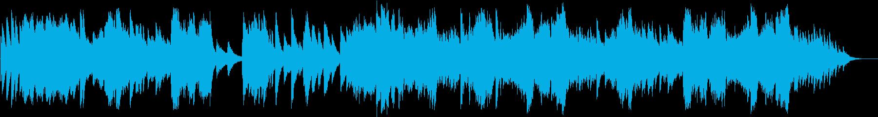 世界 ピアノ フラメンコの再生済みの波形