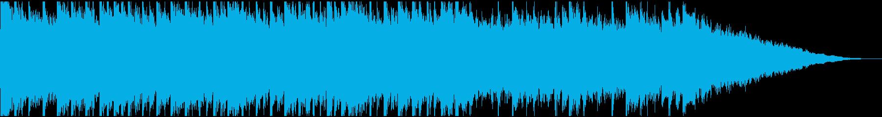 30秒企業VP30,コーポレート,疾走感の再生済みの波形