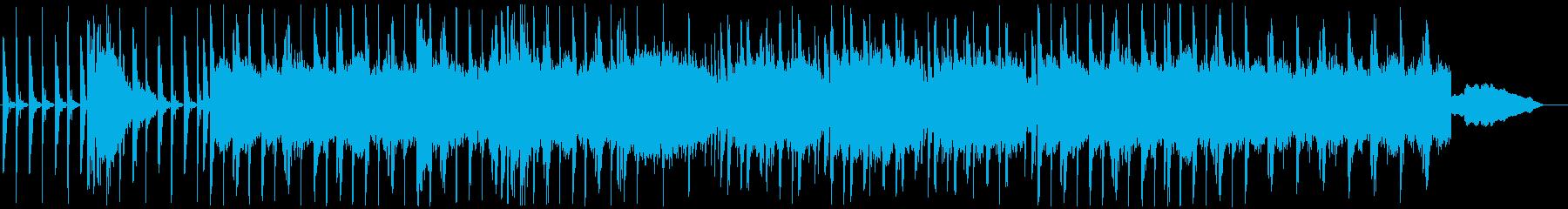 エレクトロヒップホップ研究所太字の...の再生済みの波形