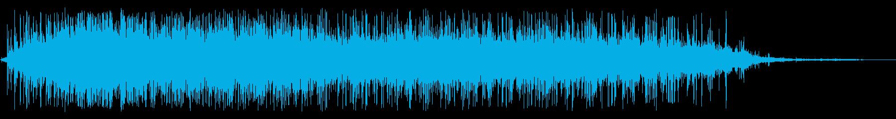 中程度の聴衆:短い拍手、観客の拍手と拍手の再生済みの波形