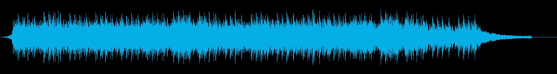 企業VP182、ピアノ、アコギ、爽やかSの再生済みの波形