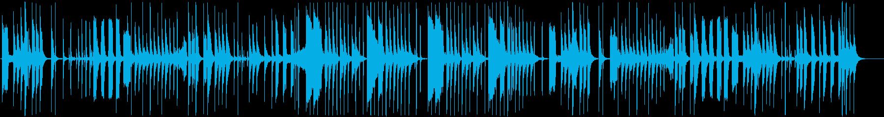ライトでポップ!トレンドCM系サウンドの再生済みの波形