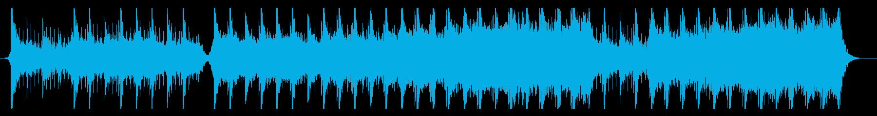 ハリウッド映画風壮大オケ9 /ドラム抜きの再生済みの波形