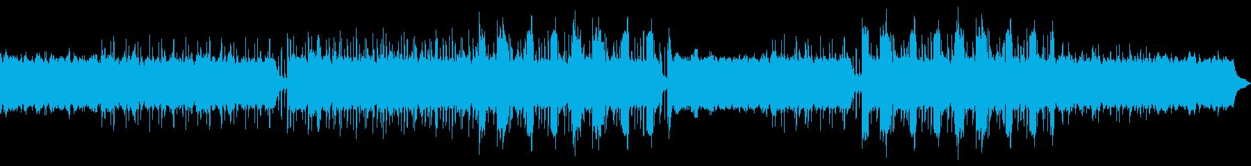 ノスタルジック 深夜 トラップソウルの再生済みの波形