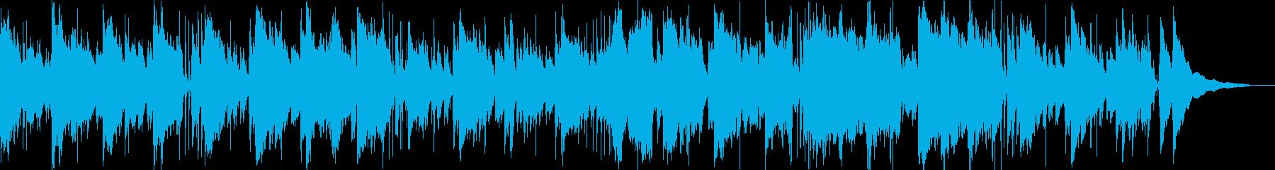 ゆったりとしたボサノバです。の再生済みの波形