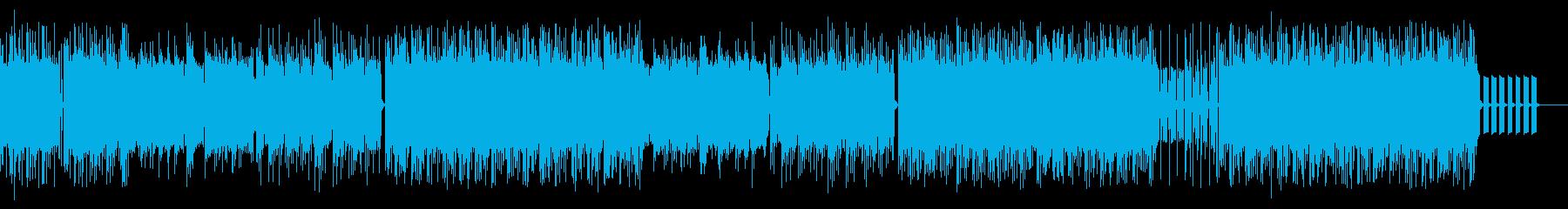 色っぽい/ヒップホップ/808/#3の再生済みの波形