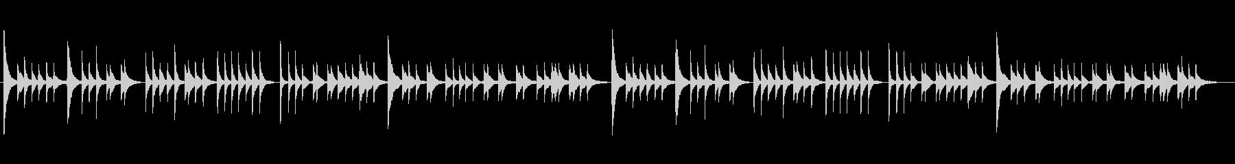 【琴】新年のごあいさつ【正月】の未再生の波形