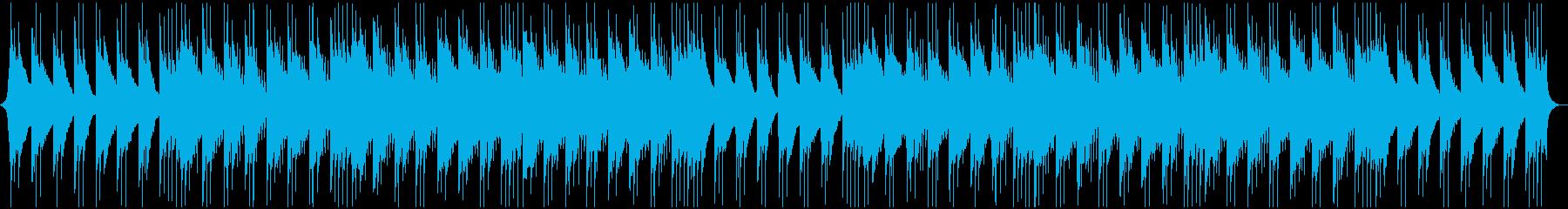 ビジネス、企業VP、エレキギターの再生済みの波形
