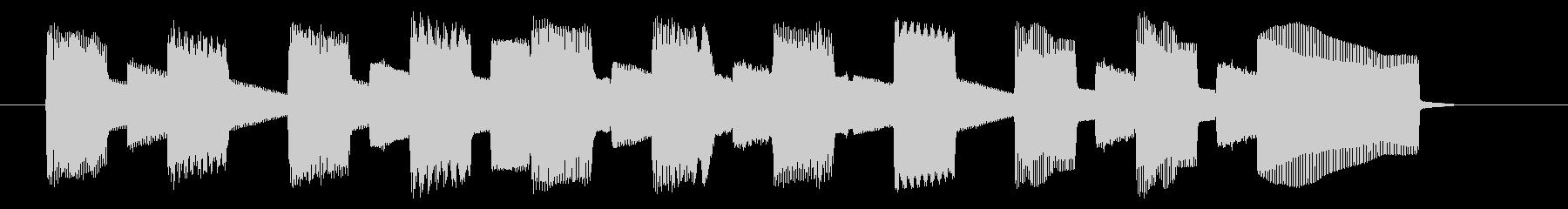 NES スポーツ A03-1(クリア1)の未再生の波形