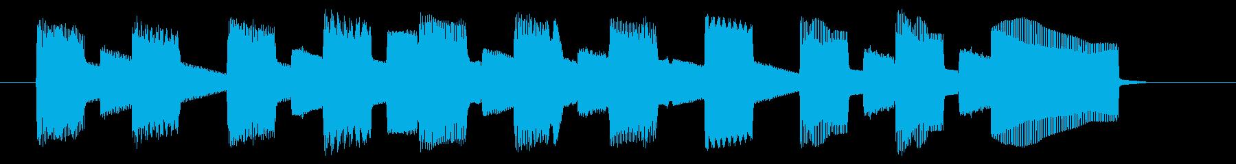 NES スポーツ A03-1(クリア1)の再生済みの波形