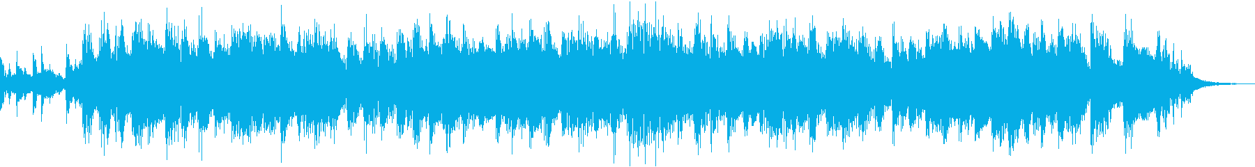 陽気なカントリーフィドルCM軽快疾走感gの再生済みの波形